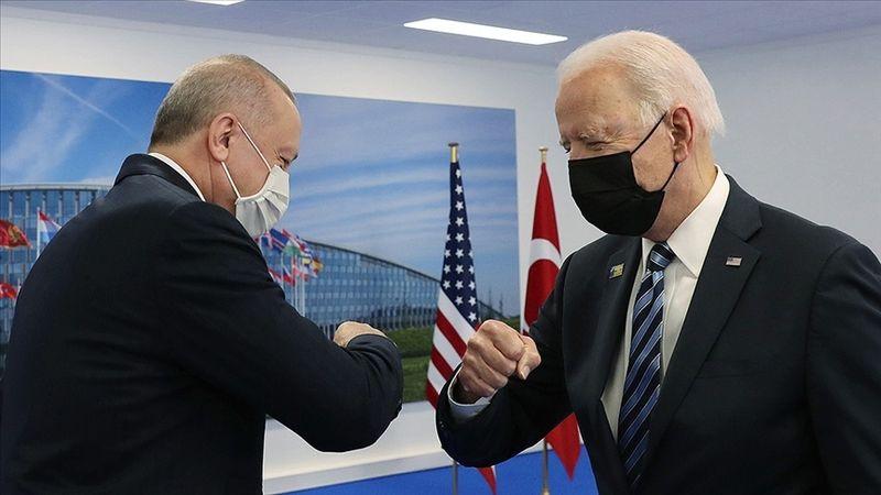 Zirve'nin ardından Biden'dan açıklama: Pozitif ve verimli bir toplantı yaptık