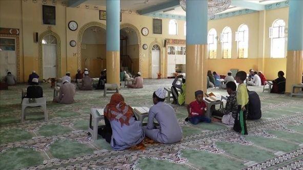 Etiyopya'da 14 asırdır İslami eğitim veriliyor