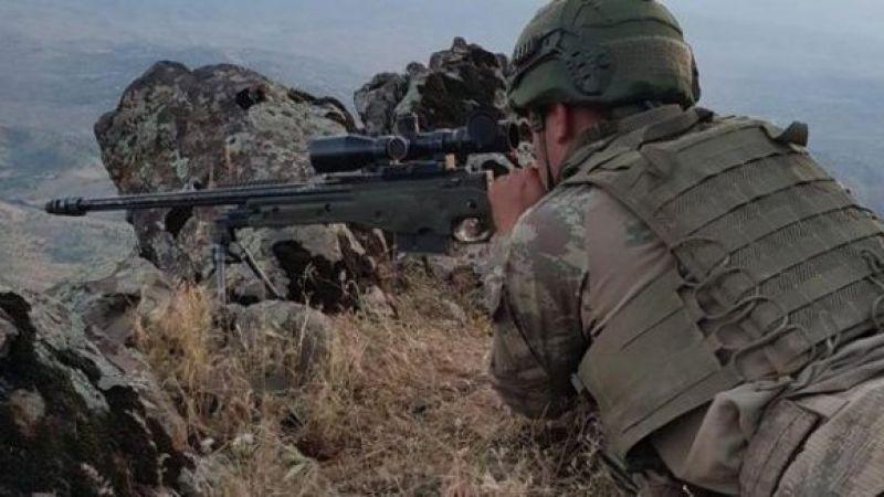 PKK'ya bir darbe daha! Garzan sorumlusu yakalandı