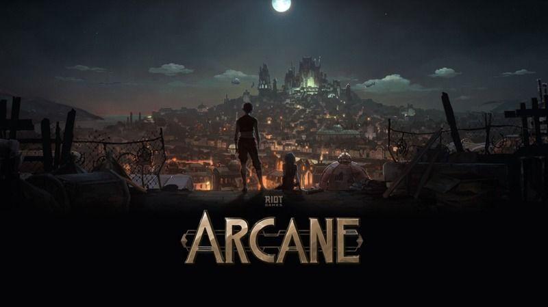 Arcane ne zaman çıkacak? Lol Arcane (1. bölüm) çıkış tarihi belli oldu mu?