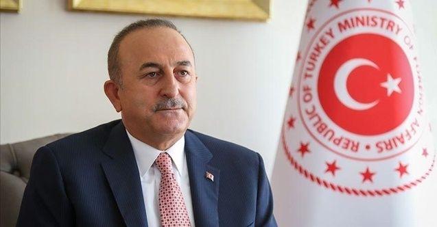 Bakan Çavuşoğlu 3 ülkenin dışişleri bakanıyla görüştü