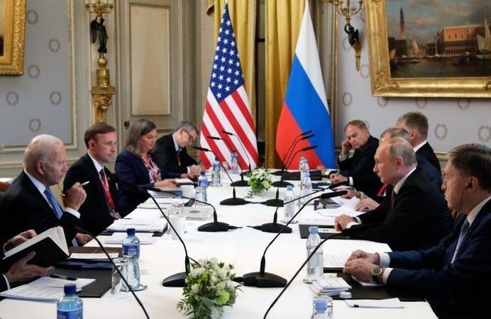 Putin, Biden'la zirve sonrası tüm dünyaya duyurdu: ABD ile anlaşmaya vardık