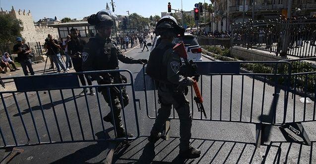 Şeria'nın batısında bir Filistinli başından ağır şekilde yaralandı
