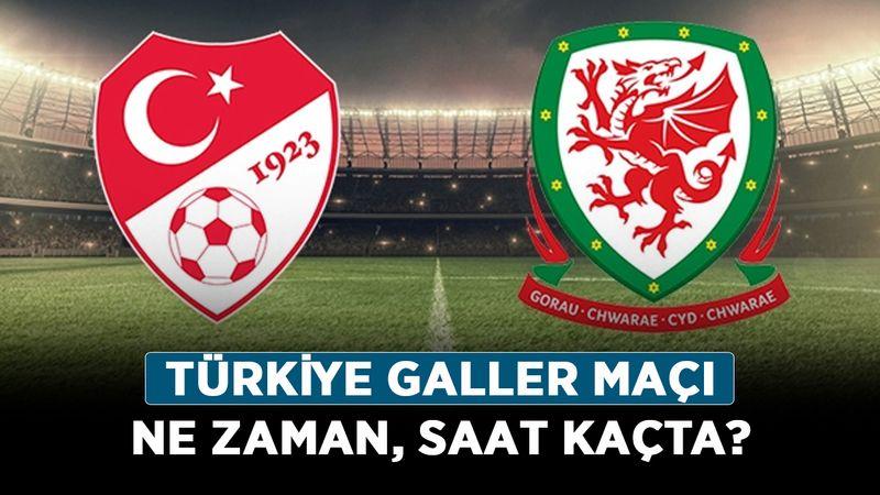 Türkiye Galler maçı ne zaman, saat kaçta? Türkiye milli maçı hangi kanalda?