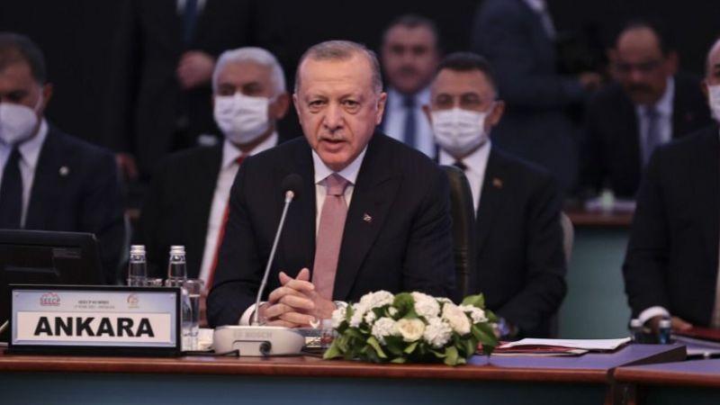 Cumhurbaşkanı Erdoğan: Türkiye'nin tam üye olmadığı AB, çekim merkezi olamaz!