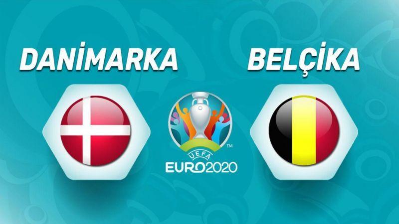 Danimarka Belçika maçı TRT 1 canlı izle! Danimarka Belçika EURO 2020 canlı full hd izle!