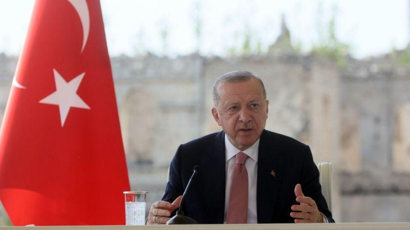 Erdoğan'dan Biden'a: F-35 ve S-400 konusunda farklı bir adım beklemeyin!