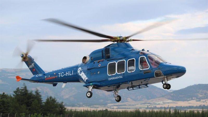 Yerli helikopterde önemli adım! Kritik bir aşama daha başarıyla tamamlandı