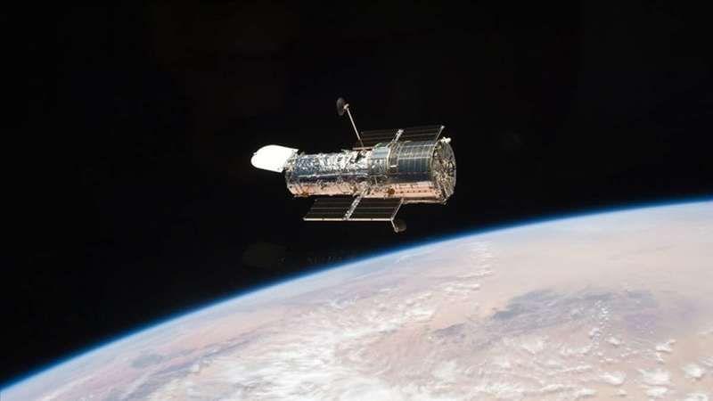 NASA duyurdu: Hubble Teleskobu gözlemleri durduruldu