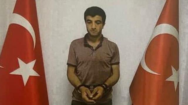 Gri kategorideki terörist İran sınırında yakalandı