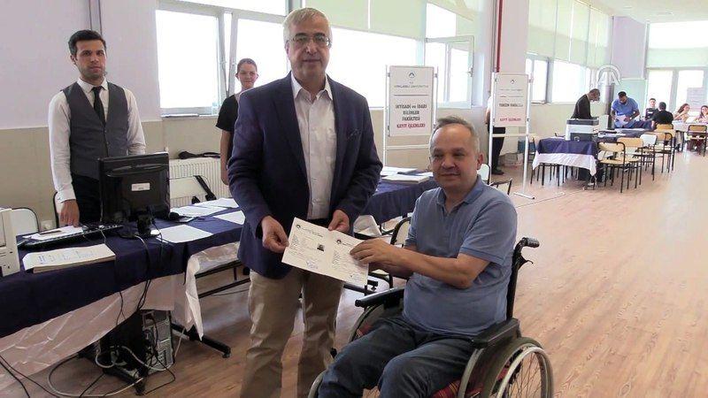 Engelli Sadullah Daban CHP'li İBB'ye adalet dersi verdi