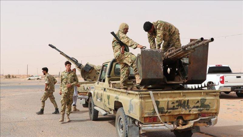 Darbeci Hafter milisleri, Libya-Cezayir sınırını kapalı askeri bölge ilan etti