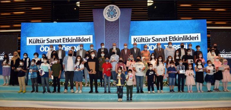 10 bin katılım, 63 ödül! 4 yarışmanın ödülleri sahiplerini buldu