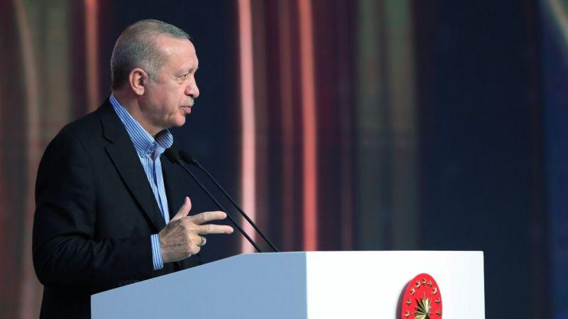 Erdoğan'dan İran Cumhurbaşkanı seçilen Reisi'ye tebrik mesajı