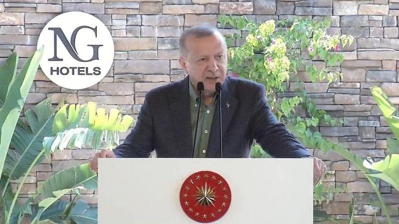 Cumhurbaşkanı Erdoğan: Kabine sonrası turizmde müjdeyi vereceğim