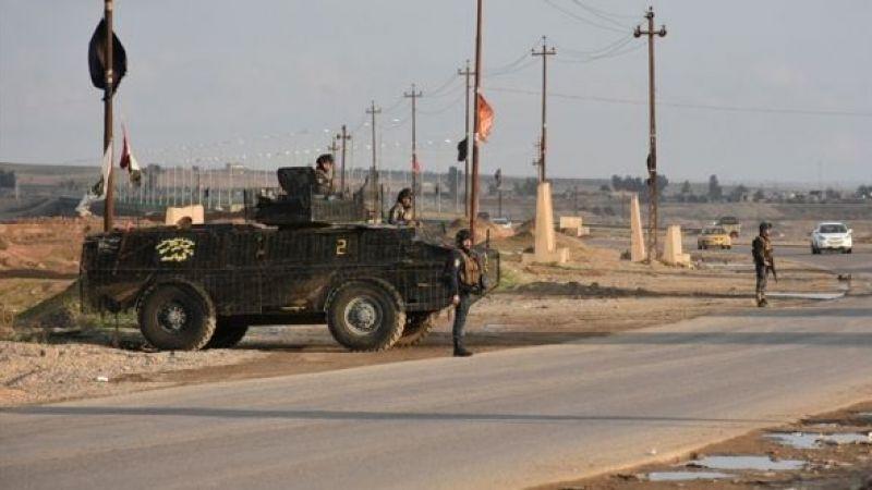 Terör örgütü DEAŞ Irak askerlerine saldırdı