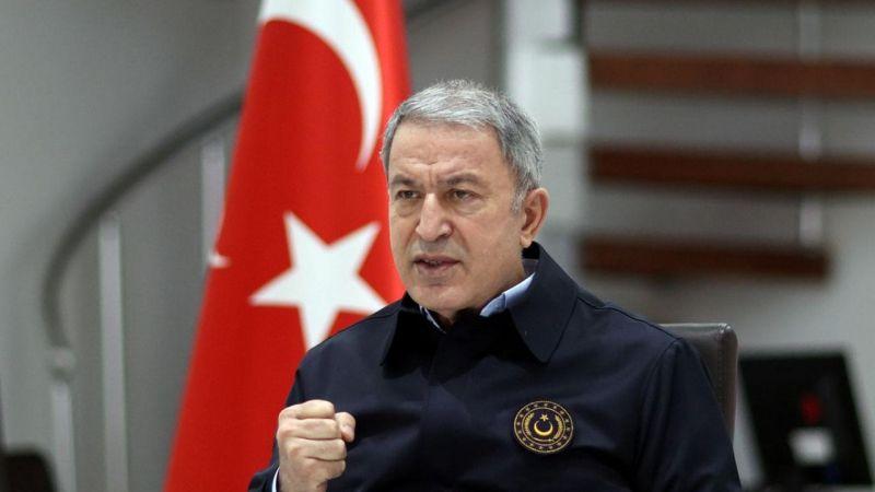 Hulusi Akar açıkladı: Mehmetçiğin nefesi teröristlerin ensesinde