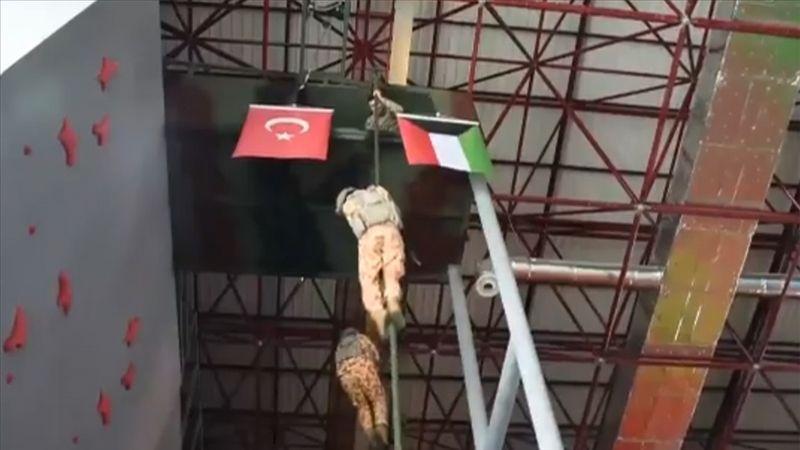 Türkiye-Kuveyt Özel Kuvvetler Tatbikatı başarıyla gerçekleşti