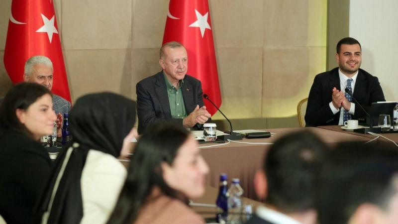 Cumhurbaşkanı Erdoğan: Aşılamada gayet iyi durumdayız
