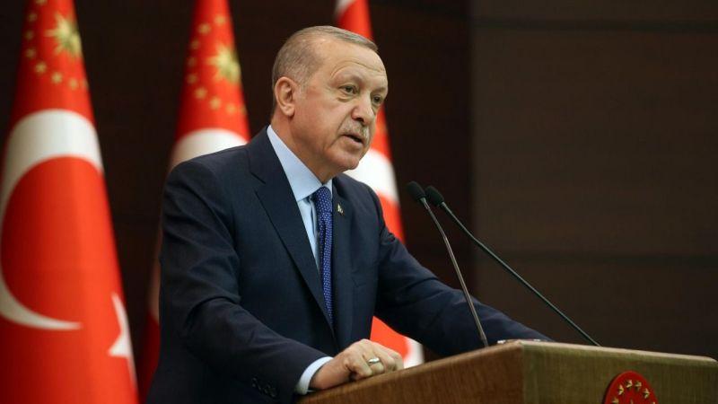 """""""Türkiye'nin duruşu insanlığın onurunu kurtarmıştır"""""""