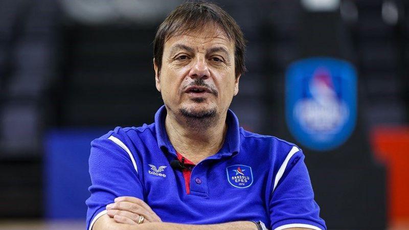 THY Avrupa Ligi'nde 2020-21 sezonunun en iyi başantrenörü ödülünü Engin Ataman kazandı