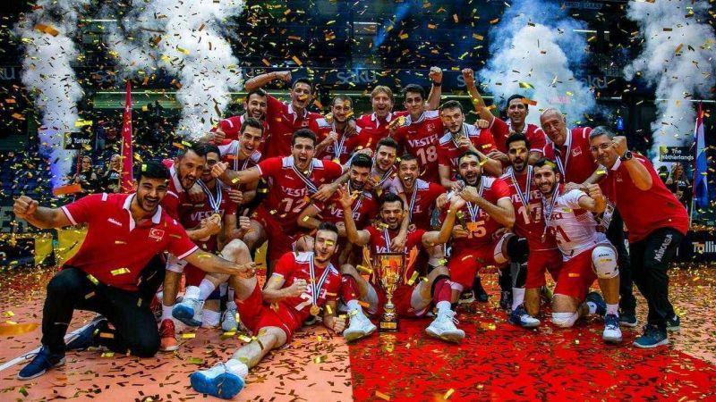 Filenin Efeleri Avrupa Altın Ligi'nde şampiyon oldu
