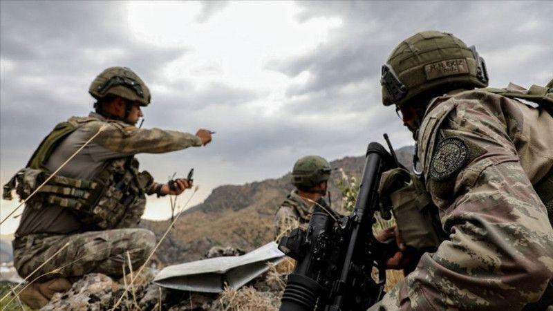 Eren-11 Operasyonları kapsamında PKK'ya bir darbe daha!
