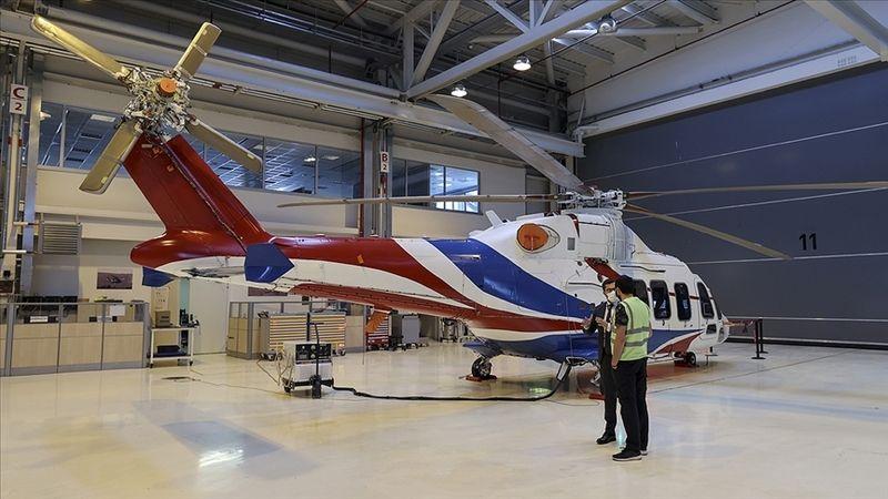 Yerli ve milli helikopterlerin kabiliyeti belgelendi