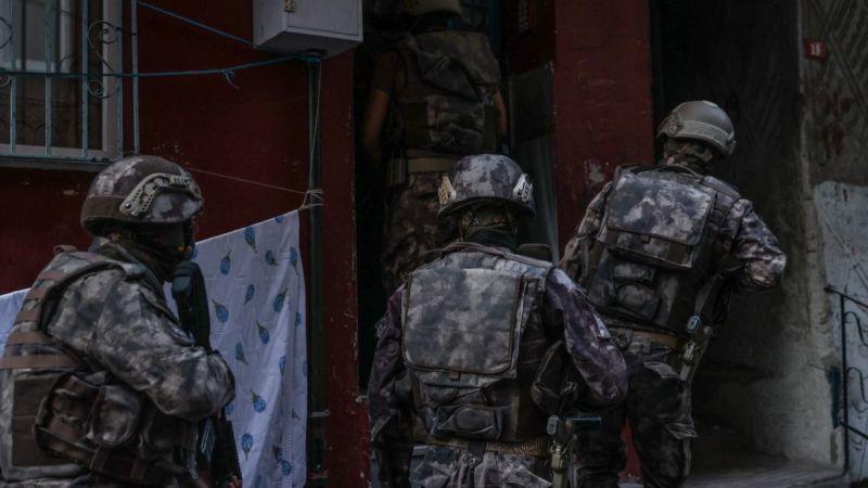 İstanbul'da 6 ilçede zehir operasyonu