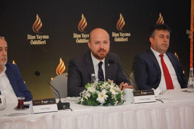 İlim Yayma Vakfı Mütevelli Heyeti Başkanı Bilal Erdoğan: Gerçekten çok iddialı bir ödül töreni