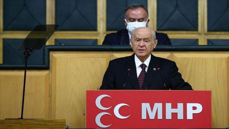 Devlet Bahçeli: HDP, Türk demokrasisine biçilmiş kefendir