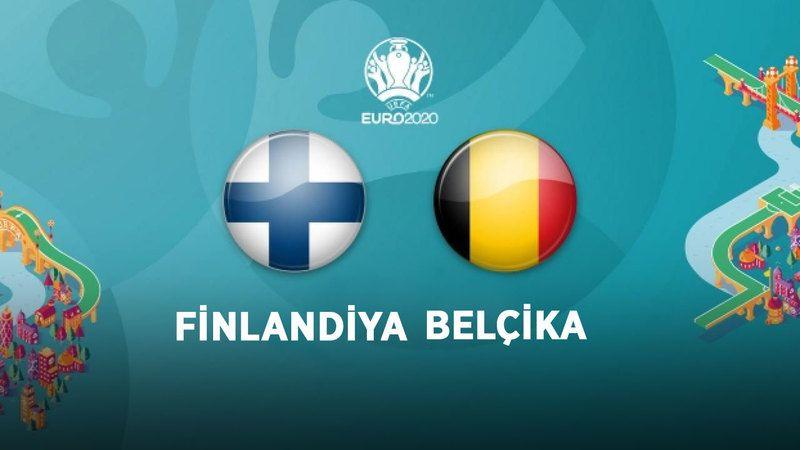 Finlandiya 0 – 2 Belçika MAÇ SONUCU - ÖZET