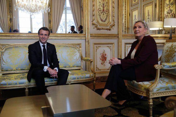 Fransa'da cumhurbaşkanlığı seçiminin tarihi belli oldu