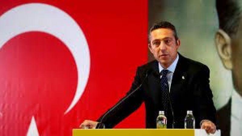 Ali Koç'tan Rıdvan Dilmen'e mesaj: Yönetime alırız