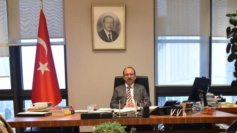 Sayıştay'ın yeni başkanı Metin Yener oldu