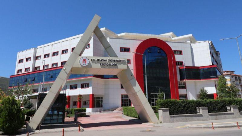 Amasya Üniversitesi Öğretim Görevlisi alıyor