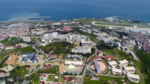 Karadeniz'in eğitim üssü
