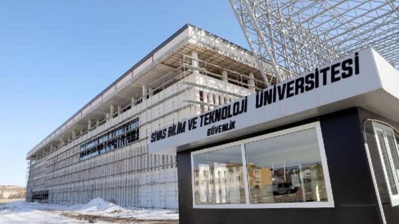 Sivas Bilim ve Teknoloji Üniversitesi 3 Araştırma Görevlisi alıyor