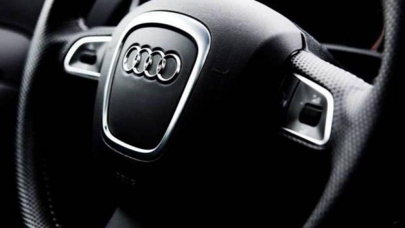 Otomotiv devi Audi'den yeni üretim kararı