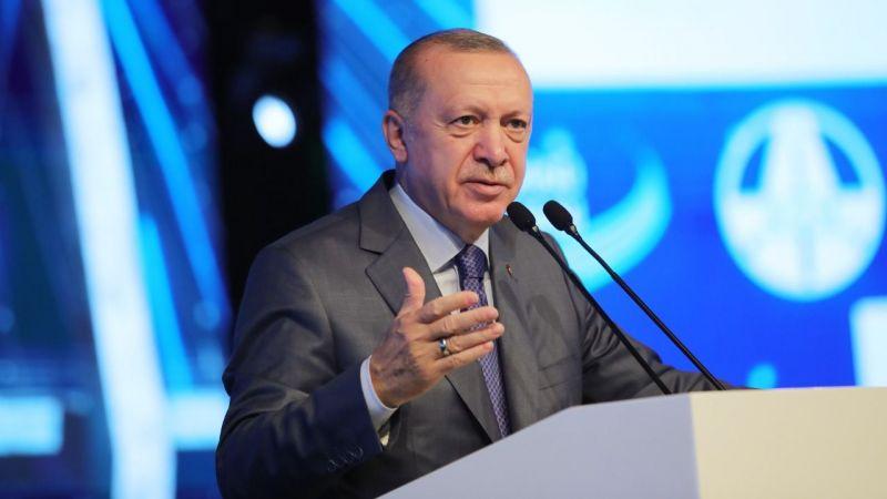 Cumhurbaşkanı Erdoğan: Türkiye'nin kalkınma tarihinde yeni bir sayfa açıyoruz