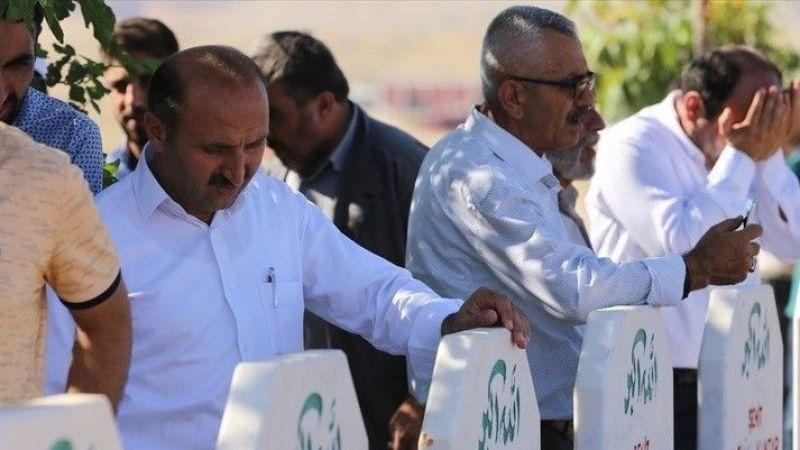 Terör örgütü PKK'nın Susa Katliamı'nda hayatını kaybedenler anıldı