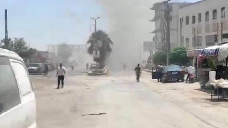 PKK/YPG masum sivilleri bombalı araçla hedef aldı