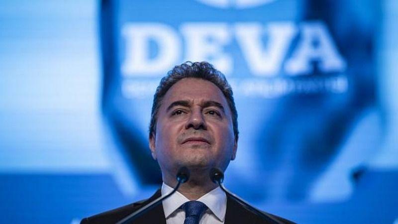 DEVA Partisi'de 24 saat geçmeden bir istifa daha geldi