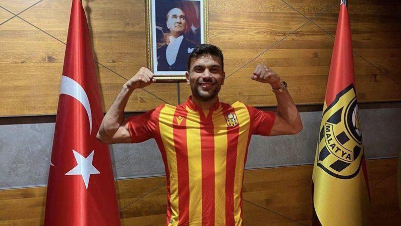 Oussama Haddadi resmen Yeni Malatyaspor'da