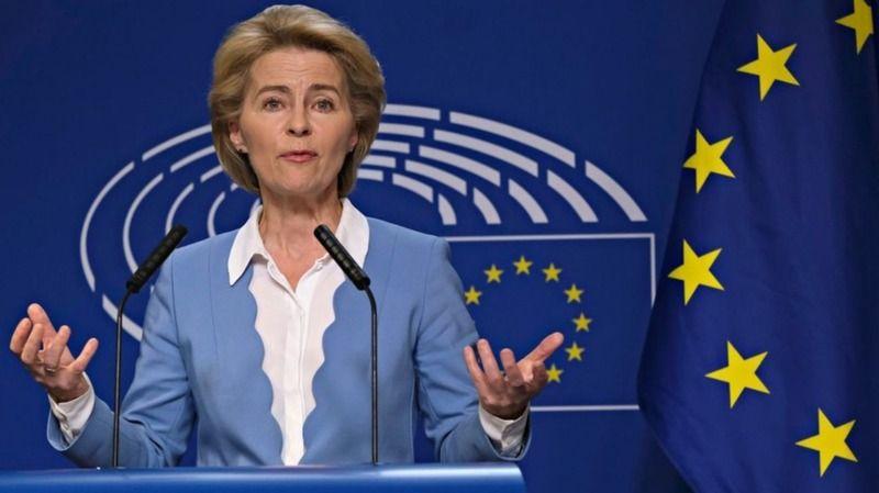 Avrupa Komisyonu Başkanı: AB Kıbrıs'ta iki devletli çözümü asla kabul etmeyecek