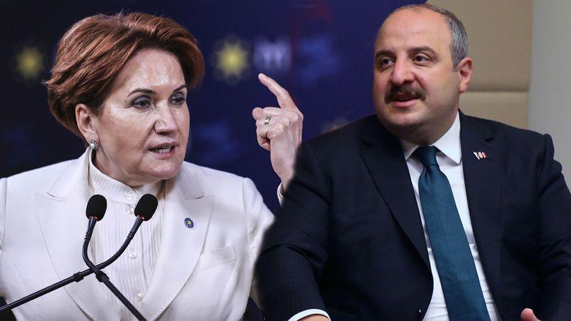 Bakan Varank, Akşener'e seslendi: Lütfü Türkkan'ı hala partinde tutacak mısın?