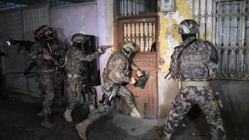 Ankara'da büyük DEAŞ operasyonu! Çok sayıda gözaltı