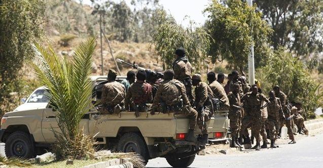 Etiyopya Tigray'da ateşkes ilan edildi