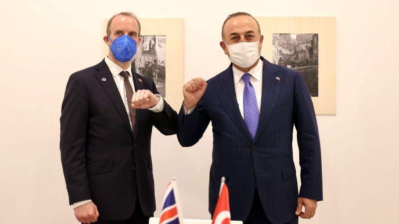 Dışişleri Bakanı Çavuşoğlu G20'de mevkidaşlarıyla görüştü