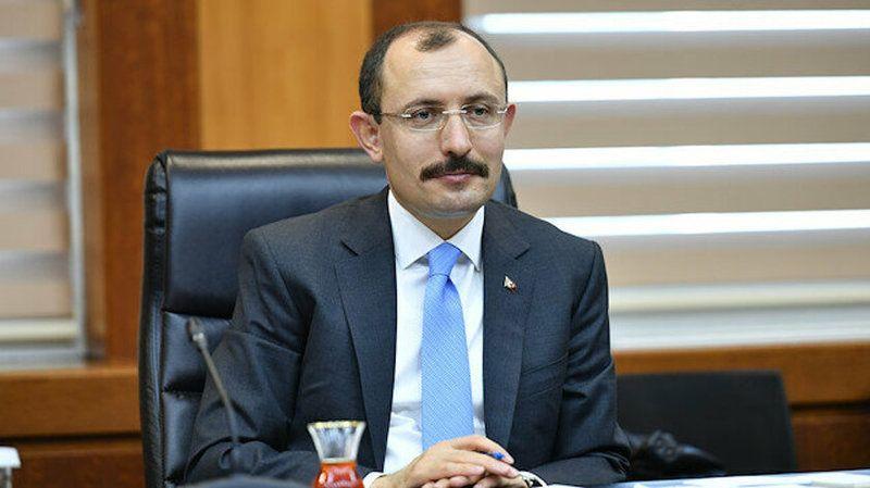 Ticaret Bakanı Mehmet Muş: Rekor bir ihracat rakamı bekliyoruz